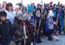 """Лыжный пробег """"Эстафета Памяти"""" 23 февраля"""